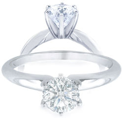 Custom Diamond Setting