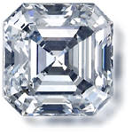Asscher Brilliant Shape