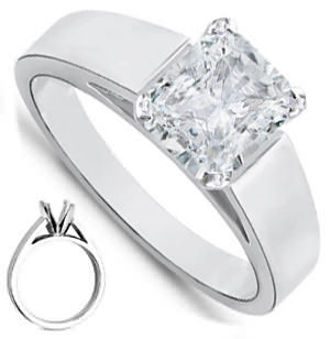 Loose Diamonds Source At Wholesale For Solitaire Rings Cushion Wide